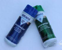 Nikwax Basewash & Basefresh : Prenez soin de vos vêtements !