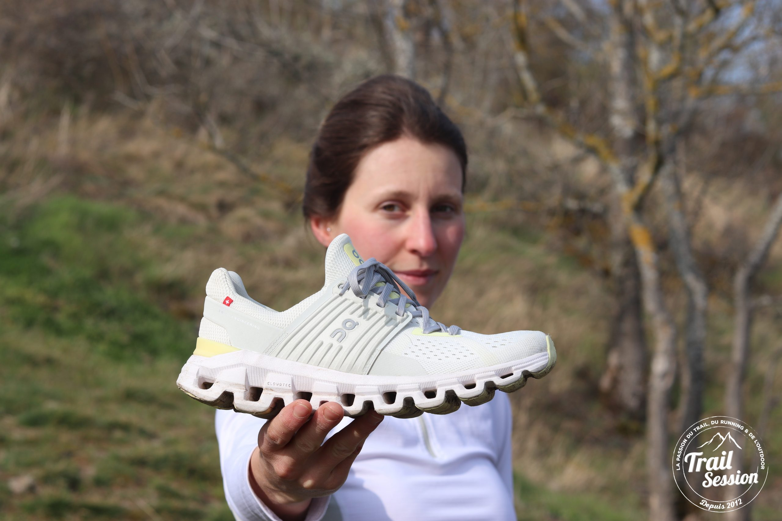 Comparatif chaussures running Cloudswift