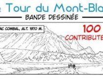 Le Tour du Mont Blanc en Bande Dessinée