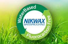 Nikwax fluorocarbon free