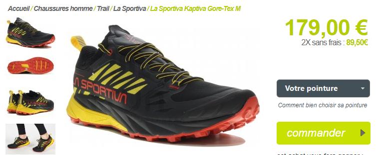 La Sportiva Kaptiva Gore-Tex
