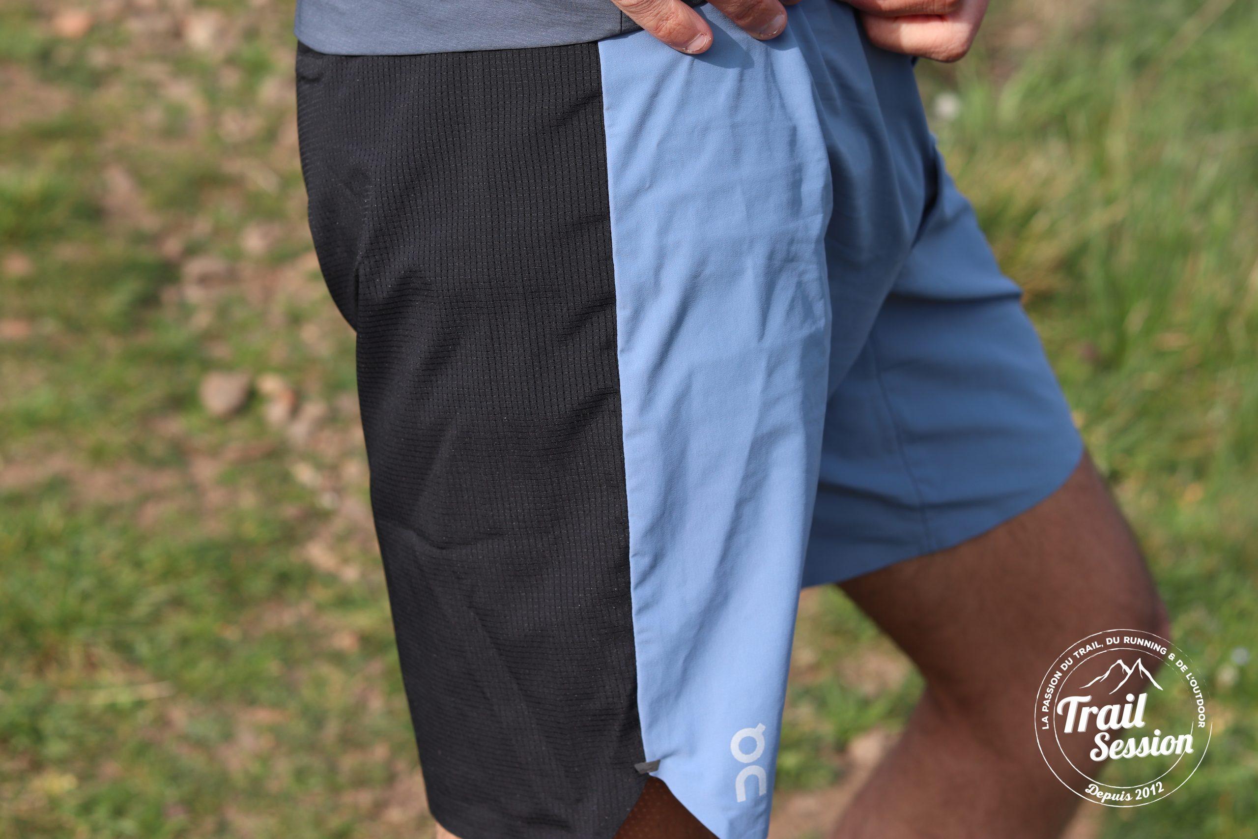 lightweight shorts avant et arrière différent