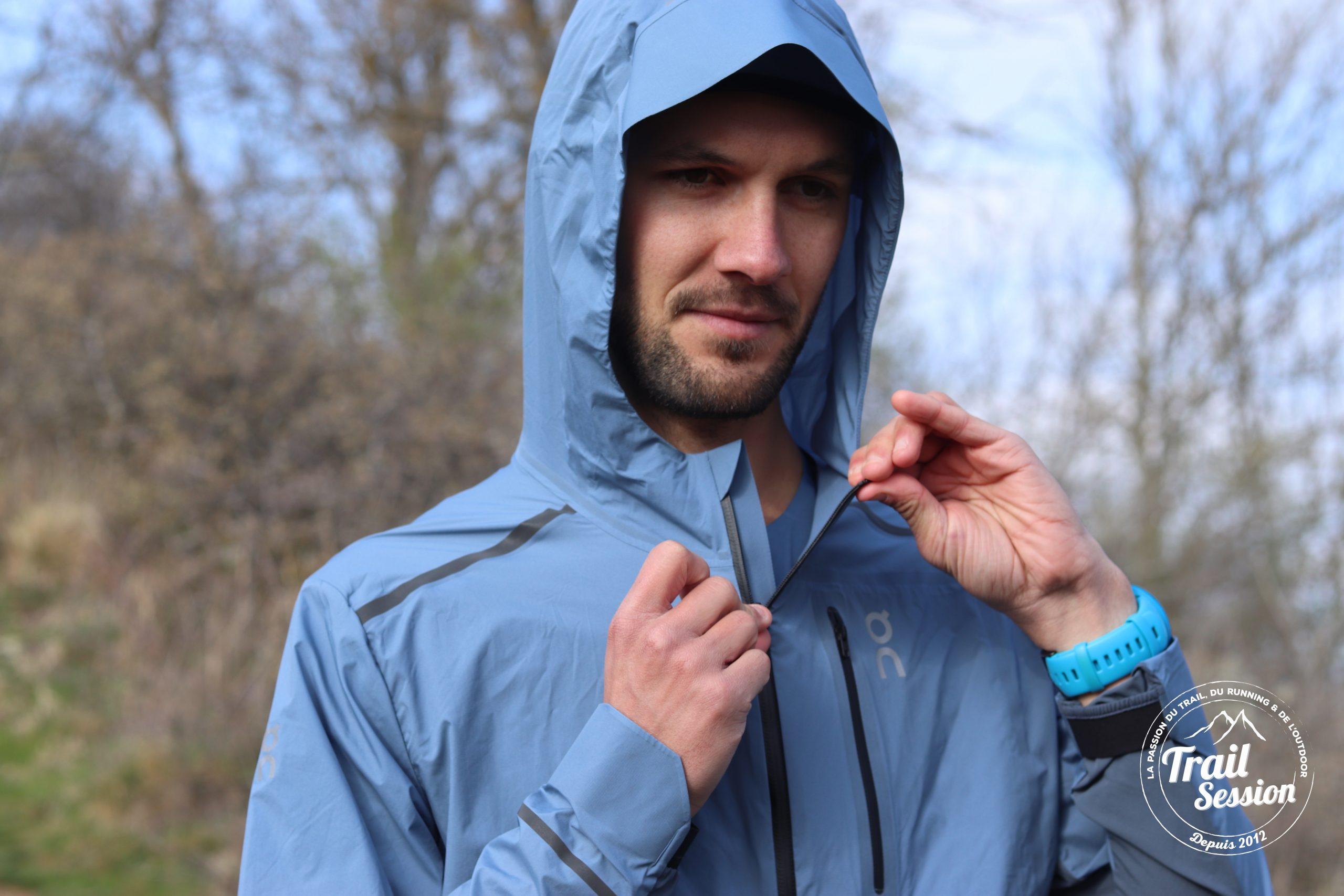 capuche Weather Jacket de On Running