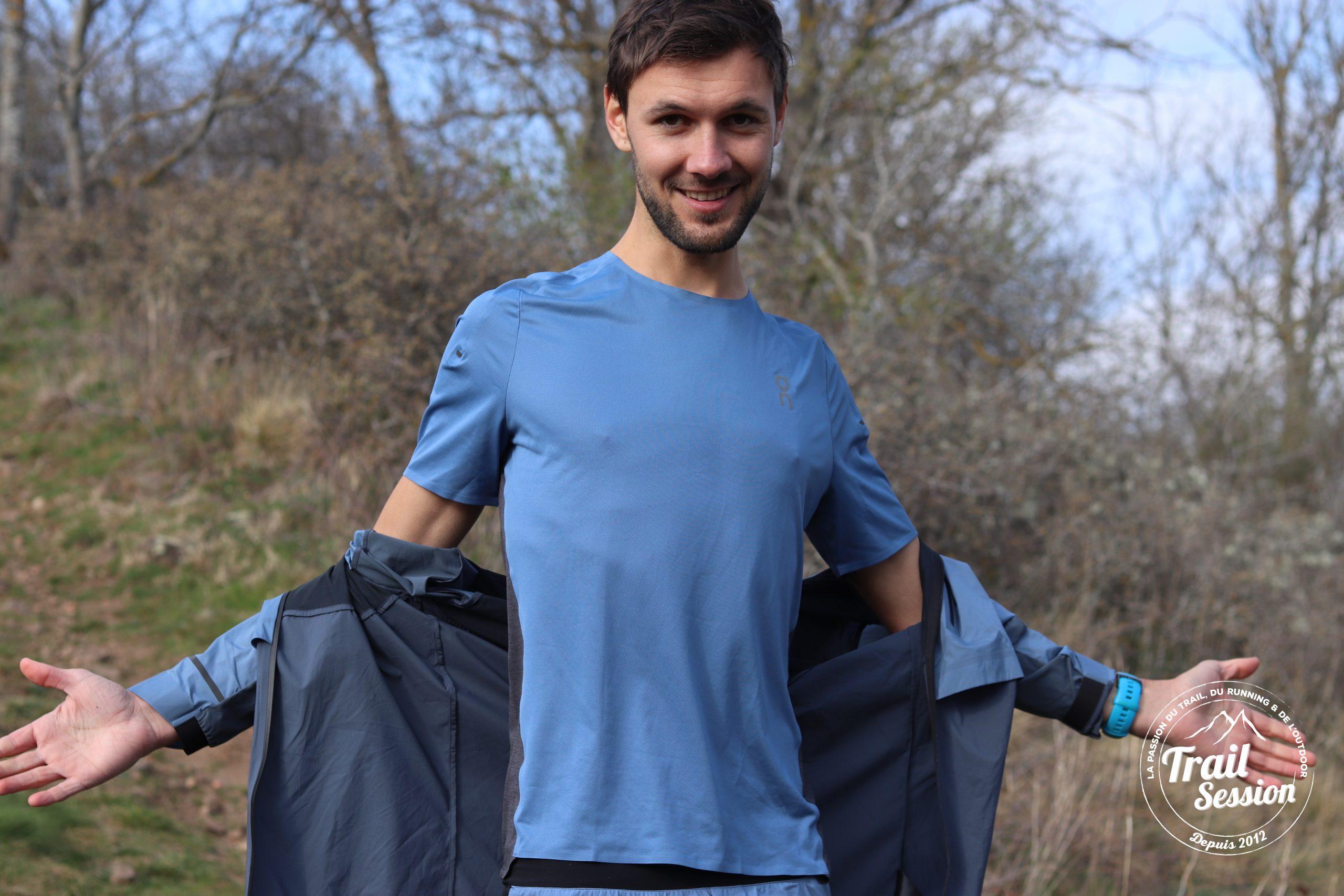 tenue intégrale Weather Jacket de On Running