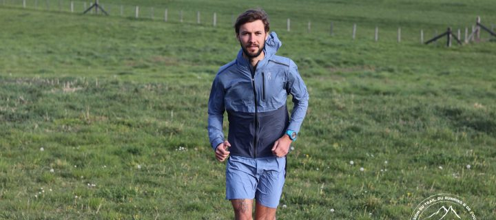 Weather Jacketde On Running : courir sous les averses !