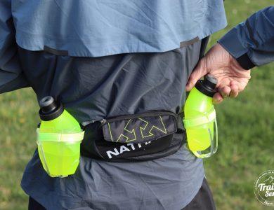 Nathan Ceinture Trail Mix Plus 2 : courir longtemps en légèreté !