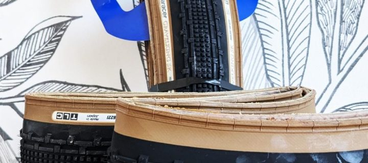 GravelKing SK de Panaracer : le pneu offroad par excellence