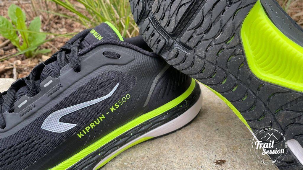 KS 500 : chaussant plus large