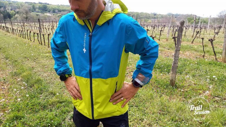 Comparatif jackets Trail & Running
