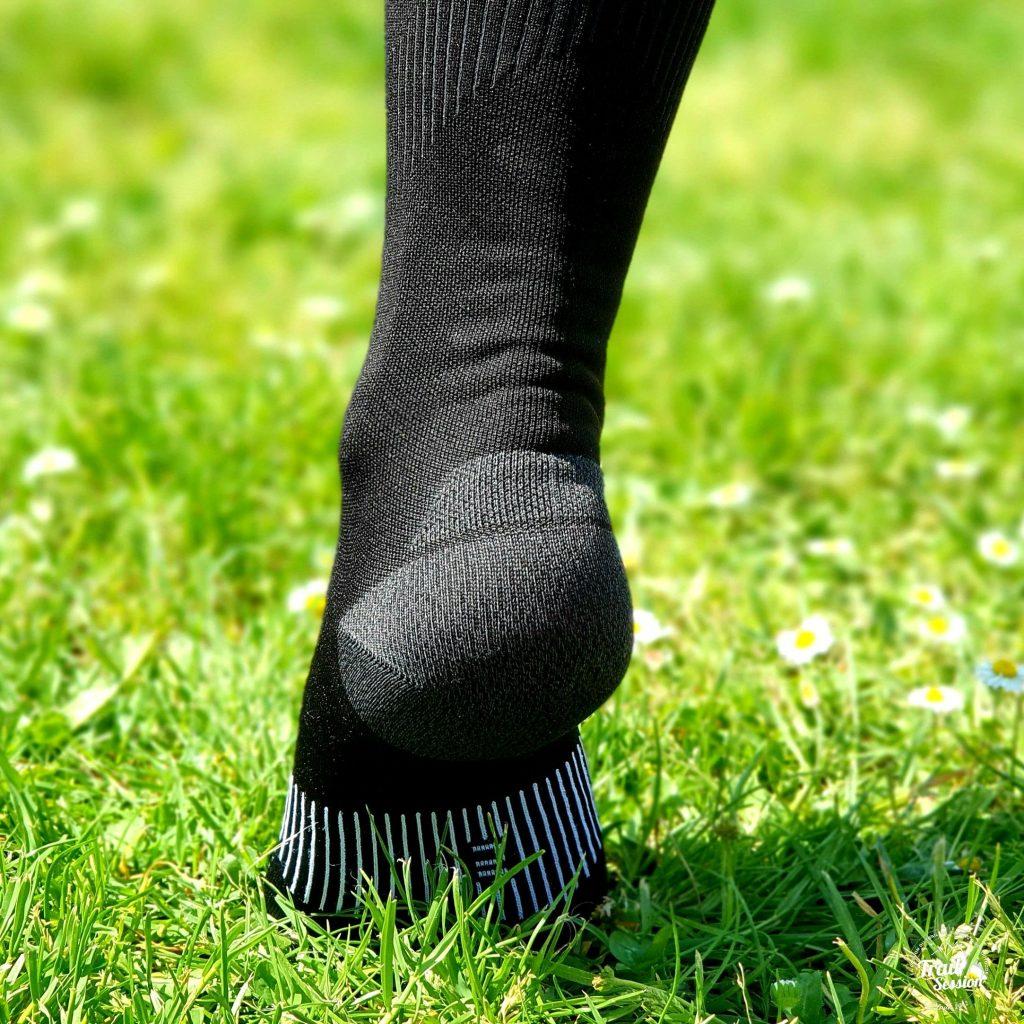 KS 500 : chaussettes RUN 900 dessous