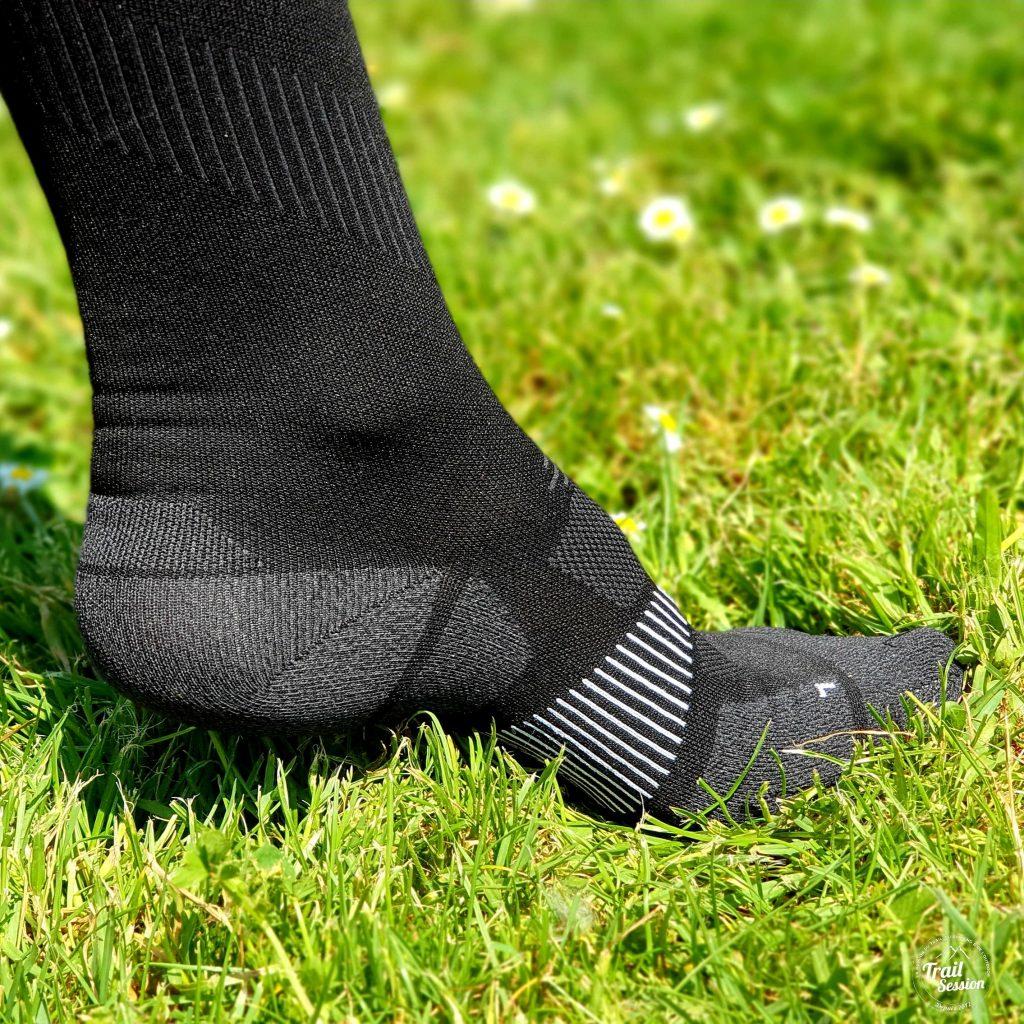 KS 500 : chaussettes RUN 900 intérieur