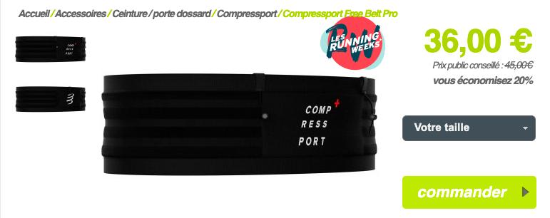 Jeu Concours Free Belt