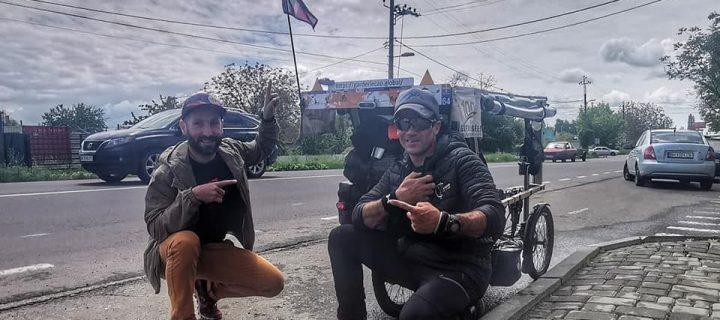 Opération Garder le Cap : la vie c'est «RIEN QUE DU BONHEUR»