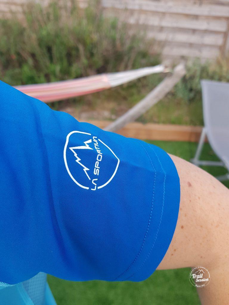 Ensemble féminin La Sportiva T-Shirt Move