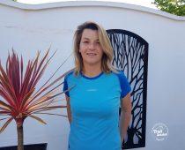 Ensemble féminin La Sportiva : bleu comme un ciel d'été !