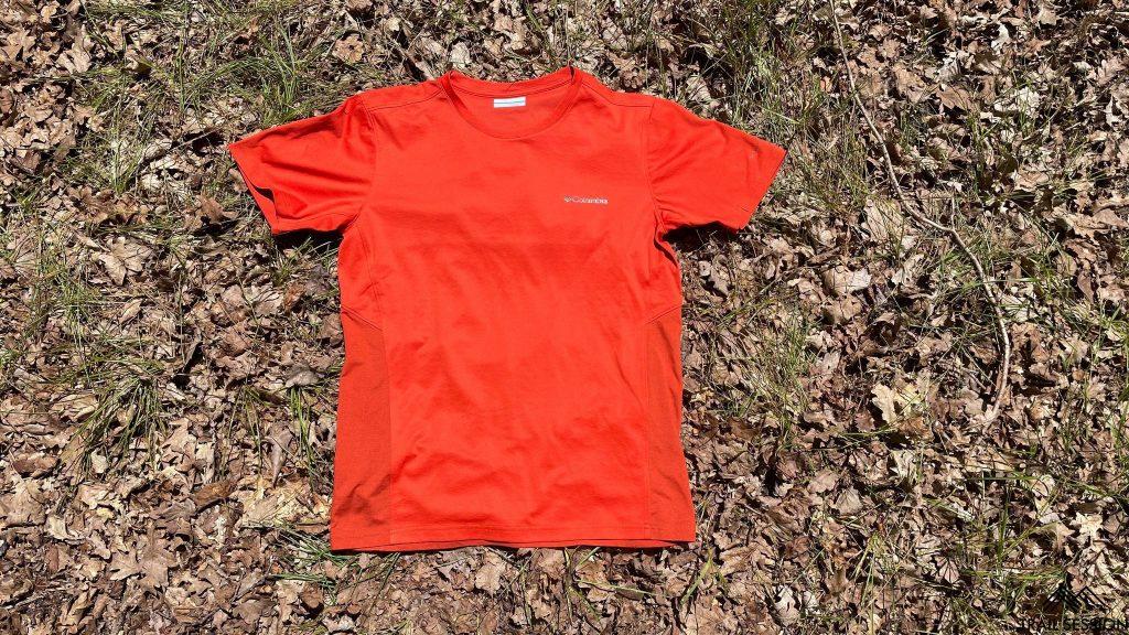 T-Shirt Zero Ice Cirro-Cool