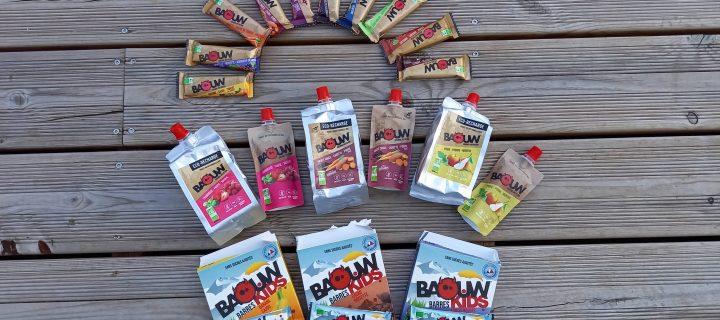 Baouw Organic Nutrition : Une nutrition sportive 3 étoiles !