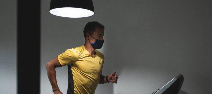Masque de protection : Salomon et Thuasne au banc d'essai