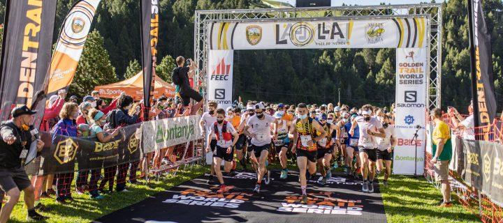 Golden Trail World Series : 1ère manche Olla de Nuria 21,5km 1 940m d+