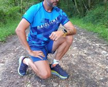 Panoplie textiles Raidlight «Made In France» : short & t-shirt trail