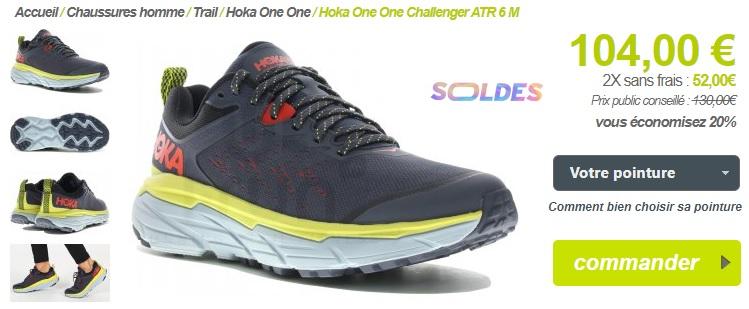 Hoka Challenger ATR6