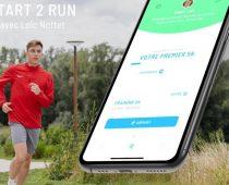 Start 2 Run : l'application running pour préparer vos courses
