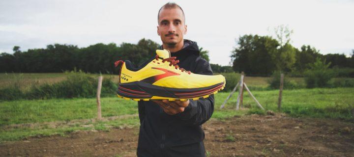 Cascadia 16 de Brooks : l'iconique chaussure de Trail Running